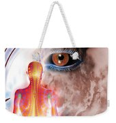 Whose I Is Eckharts Eye Weekender Tote Bag