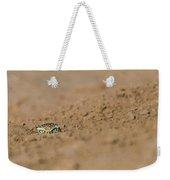 Whozat Weekender Tote Bag by Laura Roberts