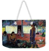 Why Are You Angry 1896 Weekender Tote Bag