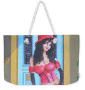 Why Not Ask For More Weekender Tote Bag