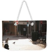 Why Question Mark Weekender Tote Bag