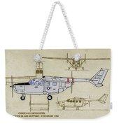 Wi Ang Skymaster Profile Weekender Tote Bag