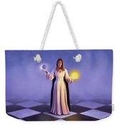 Wiccan Dawn Weekender Tote Bag