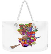 Martin-hardy-witches Weekender Tote Bag