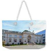 Wichita Carnegie Library Weekender Tote Bag