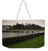 Wicklow Footbridge Weekender Tote Bag
