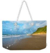 Wide Beach And Nature Weekender Tote Bag