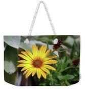 Wide Open In Bloom  Weekender Tote Bag