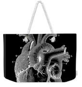 Widow Maker Heart 2 Weekender Tote Bag