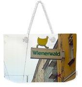 Wienerwald In Salzburg Weekender Tote Bag