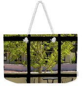 Wiew Out The Window Weekender Tote Bag