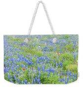 Wild About Wildflowers Of Texas. Weekender Tote Bag