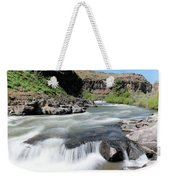 Wild And Scenic White River Weekender Tote Bag