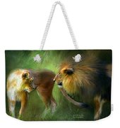 Wild Attraction Weekender Tote Bag