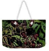 Wild Berries Weekender Tote Bag