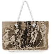 Wild Bill Hickok, Buffalo Bill Weekender Tote Bag