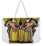 Wild Bill Hickok Weekender Tote Bag