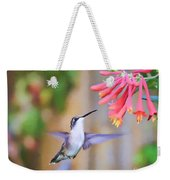 Wild Birds - Hummingbird Art Weekender Tote Bag