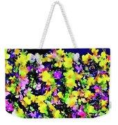 Wild Blossoms Weekender Tote Bag