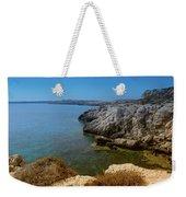 Wild Coast Cyprus Weekender Tote Bag