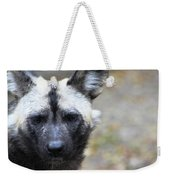 Wild Dog Weekender Tote Bag