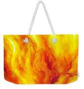 Wild Fire 03 Weekender Tote Bag