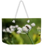 Wild Flower Bluff Lake Ca 3 Weekender Tote Bag