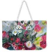 Wild Flowers Bouquet 01 Weekender Tote Bag