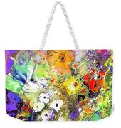 Wild Flowers Bouquet 02 Weekender Tote Bag