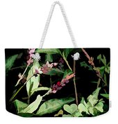 Wild Flowers In Pastel Weekender Tote Bag