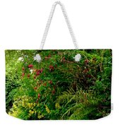 Wild Flowers On The Cliff Path Weekender Tote Bag