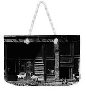 Wild Goats Ghost Town White Oaks New Mexico 1968 Weekender Tote Bag