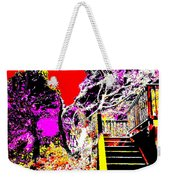 Wild Goddess At Kashi Weekender Tote Bag by Eikoni Images