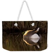 Wild Goose Weekender Tote Bag