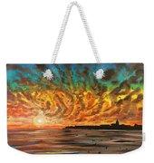 Wild Hearted Sun - Santa Cruz Weekender Tote Bag