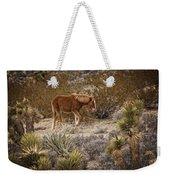 Wild Horse At Cold Creek Weekender Tote Bag