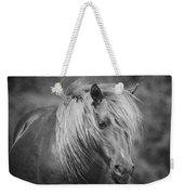 Wild Horse Of Assateague Weekender Tote Bag