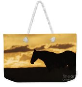 Wild Horse Sunrise Weekender Tote Bag