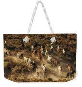 Wild Horses Gone Wild Weekender Tote Bag