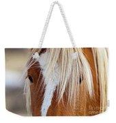 Wild Horses In Wyoming Weekender Tote Bag