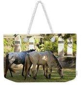 Wild Horses Of Cumberland Weekender Tote Bag