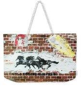 Wild Horses Running  Weekender Tote Bag