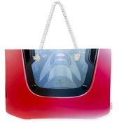 Wild Horses Under Glass Weekender Tote Bag