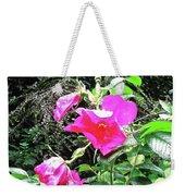 Wild Irish Rose Weekender Tote Bag