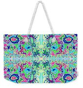 Wild Island Creation 1 Fractal B Weekender Tote Bag
