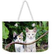 Wild Kats Weekender Tote Bag