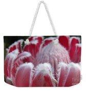 Wild King Protea Weekender Tote Bag