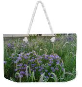 Wild Mints And Foxtail Grasses At Glacial Park Weekender Tote Bag
