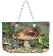 Wild Mushroom Weekender Tote Bag