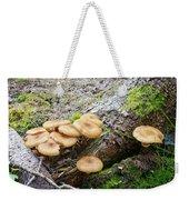 Wild Mushrooms 2 Weekender Tote Bag